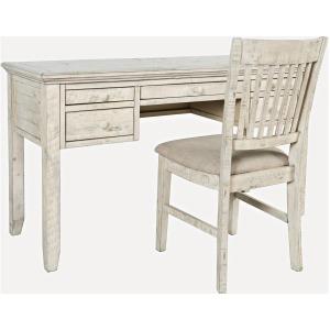 Rustic Shores Power Desk & Chair - Vintage Cream