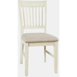 Craftsman Desk Chair - Antique Cream