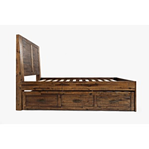 Sonoma Creek Twin Size Bed with Trundle