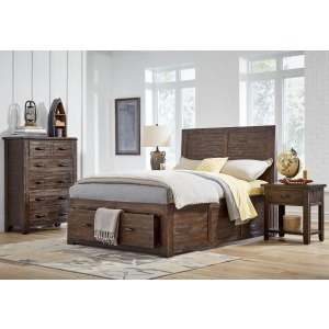 Jackson Lodge 3 PC Full Bedroom Set