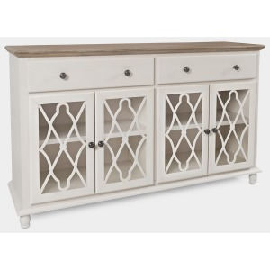 Aurora Hills 4-Door Accent Chest