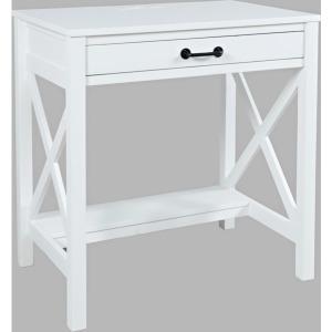 Hobson Power Desk -White