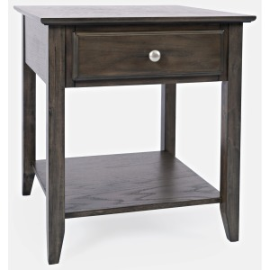 Carlton End Table w/ Drawer