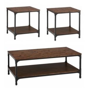 Urban Nature 3 PC Occasional Table Set