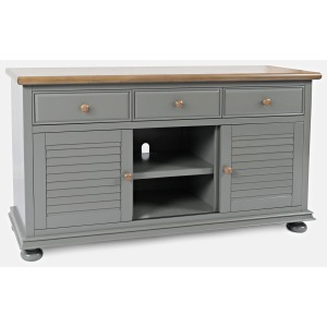 Vineyard Haven Sliding Door Console