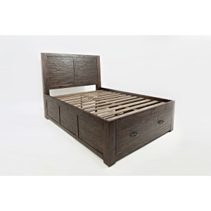 Jackson Lodge Full Storage Bed