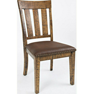 Cannon Valley Chair with Upholstered Seat