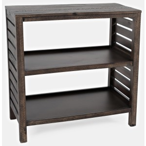 Global Archive Clark Slatted Bookcase