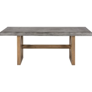 Boulder Ridge Concrete Dining Table- Rectangle