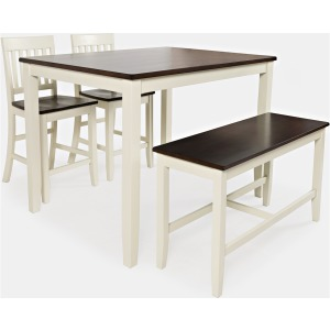 Decatur Lane 4 Pack Counter Height Dining Set