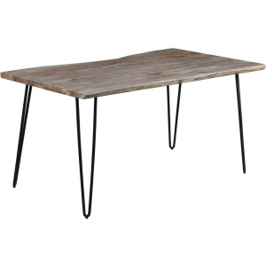 """Nature's Edge Live Edge 60"""" Dining Table"""