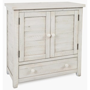 American Folklore Accent Chest - Antique White