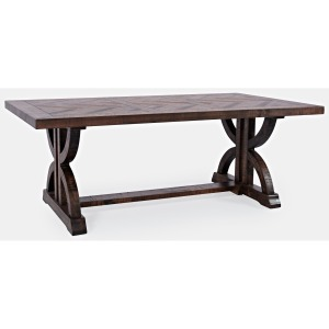 Fairview Cocktail Table - Oak