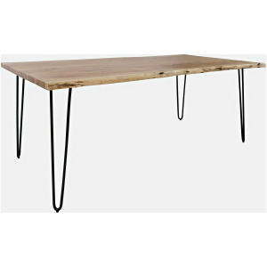 """Nature's Edge 79"""" Dining Table"""