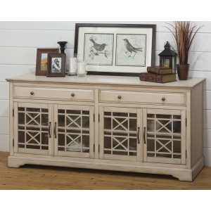 Craftsman Antique Media Unit