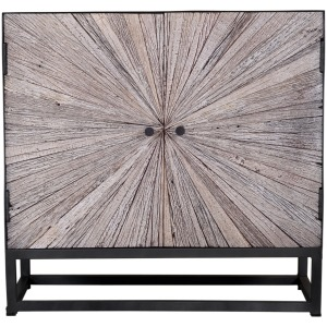 Astral Plains 2 Door Accent Cabinet