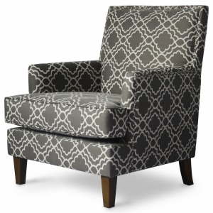 Aubrey Accent Chair - Granite