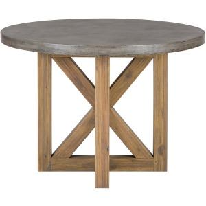Boulder Ridge Concrete Dining Table- Round