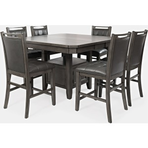 Manchester 7 PC Counter Height Dining Set