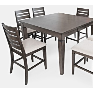 Lincoln Square 5 PC Counter Height Table and Chair Set