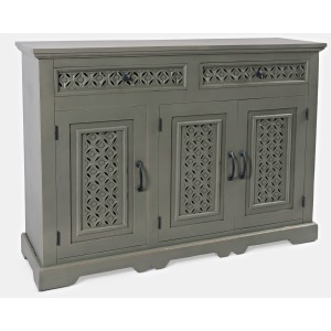 "Global Archive Decker 48"" Console - Antique Grey"