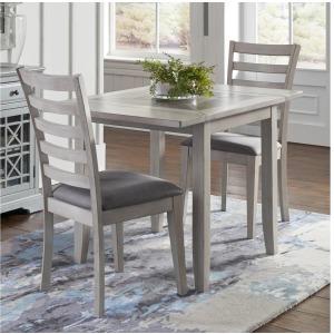 Sarasota Springs Drop Leaf Table & 2 Chair Set