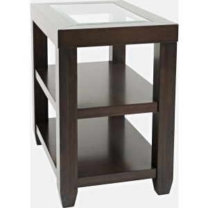 Urban Icon Chairside Table - Merlot