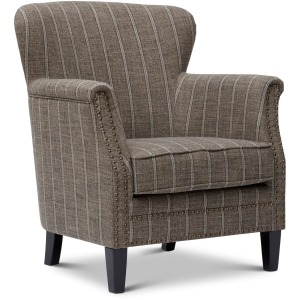 Layla Accent Chair - Mocha