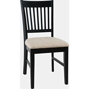 Craftsman Desk Chair - Antique Black