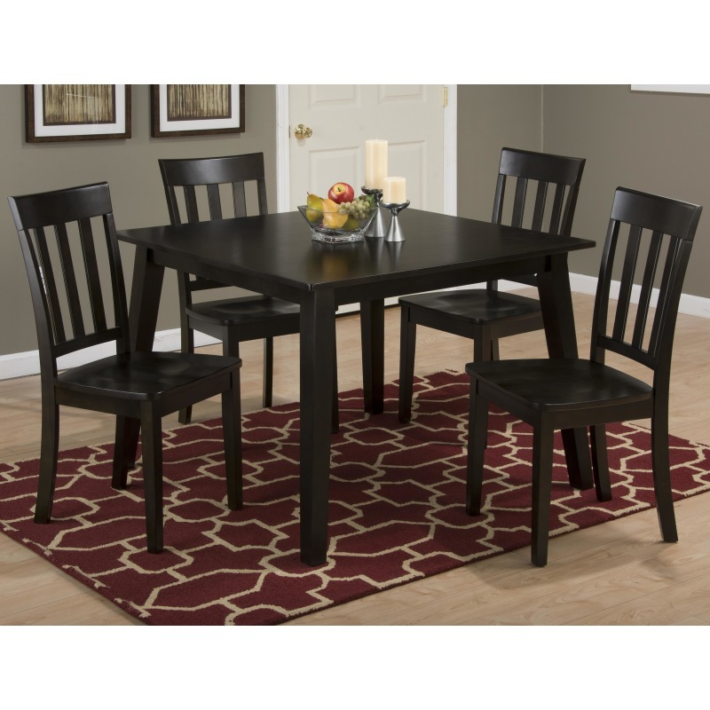 Simplicity Square Dining Table that Seats 4 Comfortably