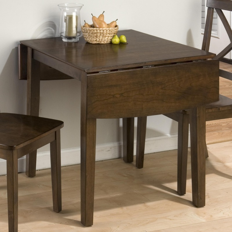 Taylor Cherry Double Drop Leaf Table