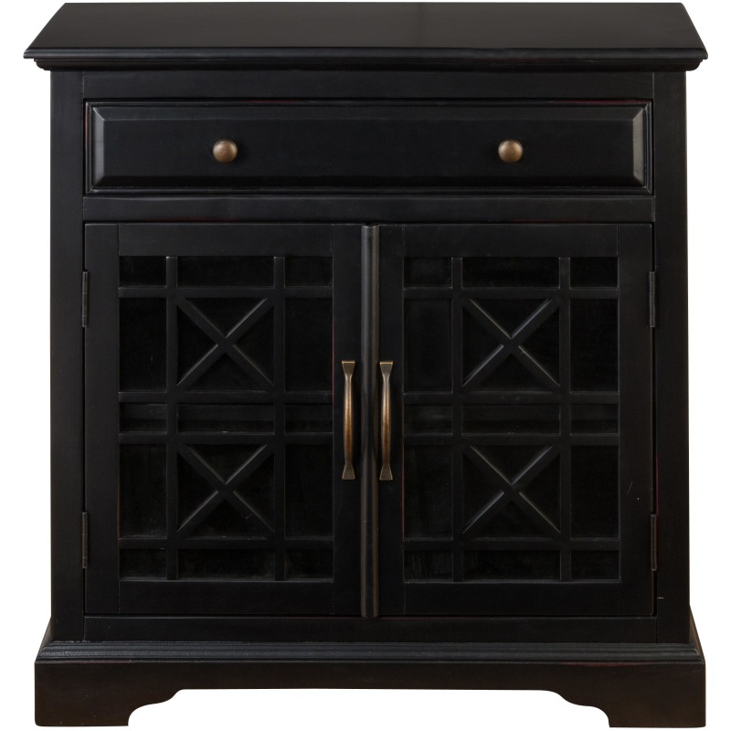 Craftsman Antique Looking Accent Chest