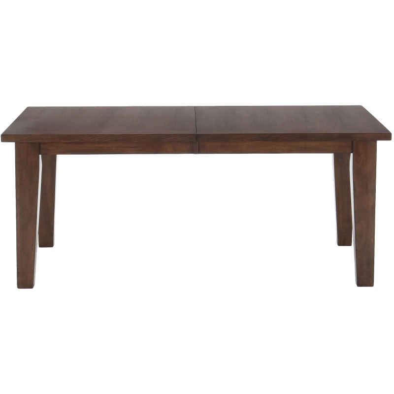 Cirrus Oak Transitional Rectangular Table
