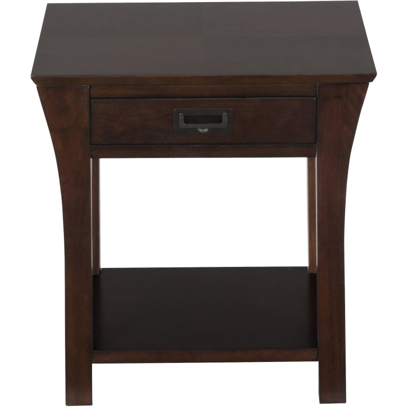 Artisan End Table with Drawer