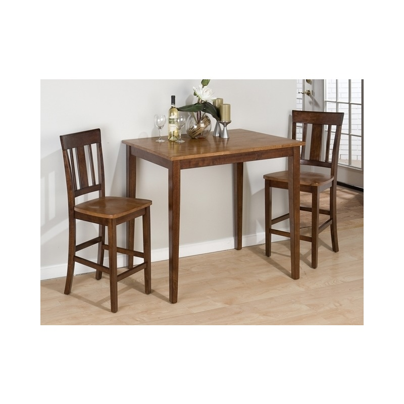 Counter Height Fixed Top Table
