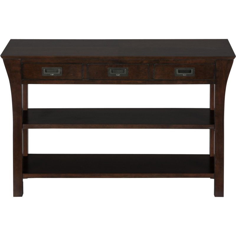 Artisan Sofa or Media Table with Drawers