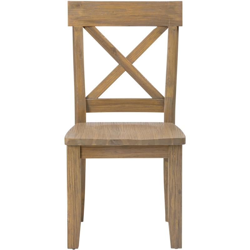 Boulder Ridge X Back Side Chair