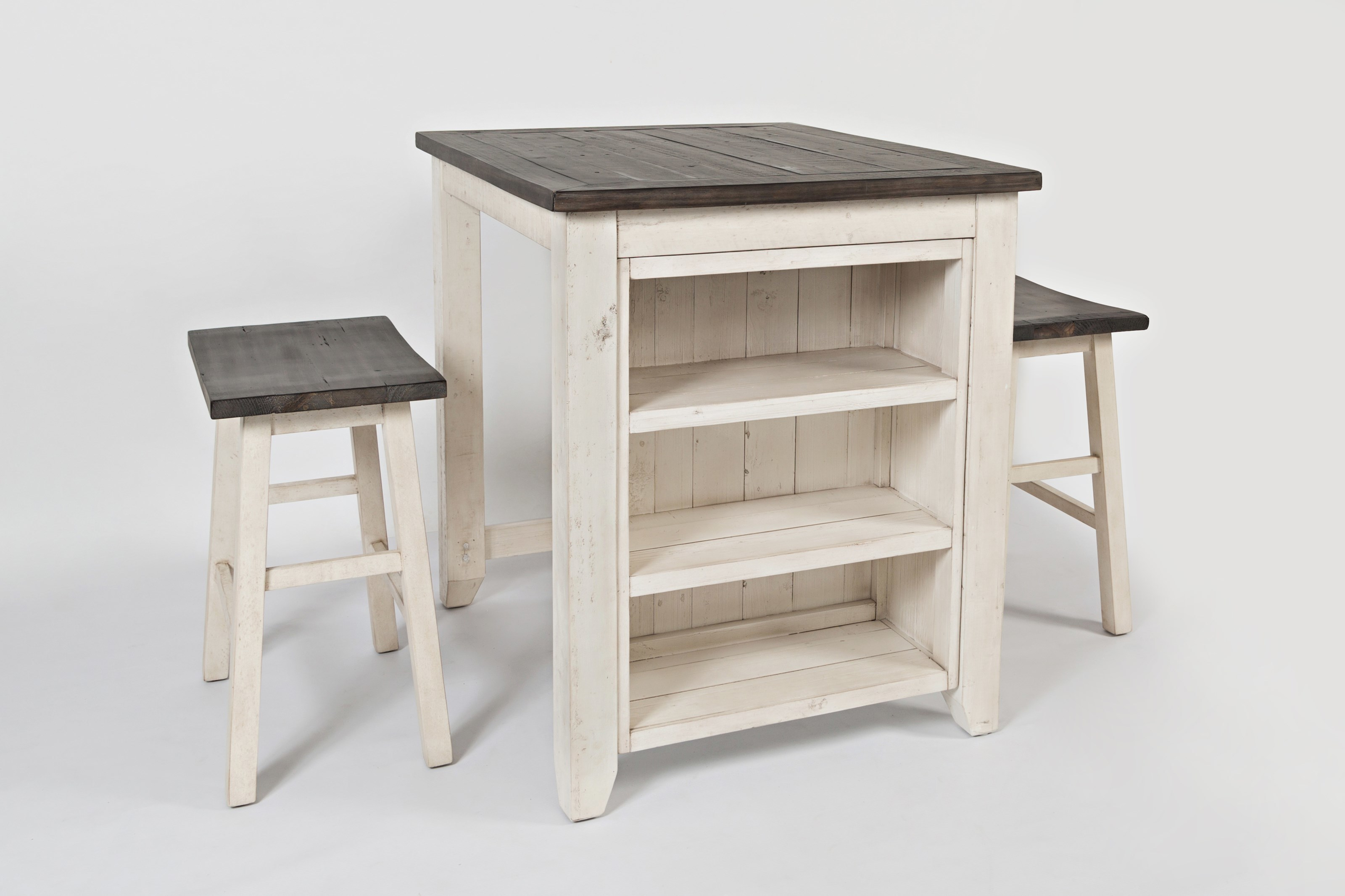 Madison County 9 Piece Counter Height Table Set