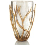 Branch Encased Vase