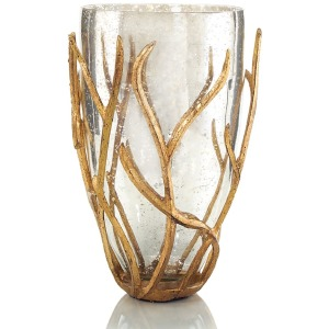 Branch Encased Vase