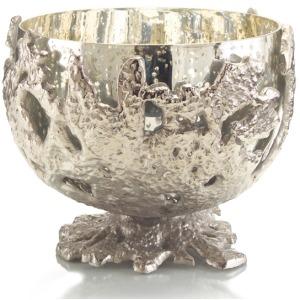 12X15 Nickel Casting Encases Gold Bowl