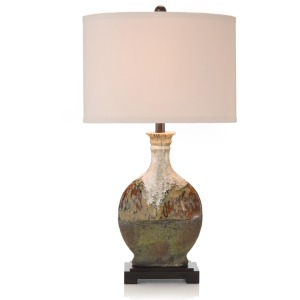 "29"" Earthy Craft Table Lamp"