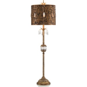 44'' Victorian Buffet Lamp