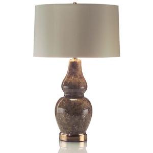 Molten Mocha Lamp