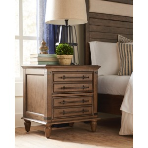 Farmhouse Chic Nightstand