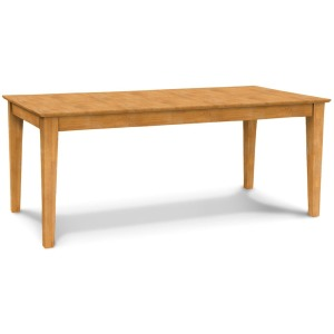 Table W/ Shaker Legs