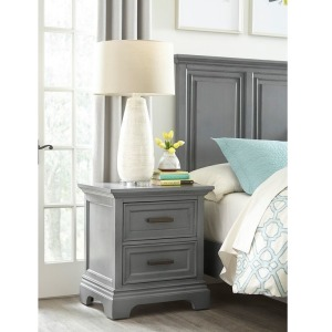 Summit Nightstand - Mineral Gray