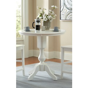 Pedestal Gathering Table