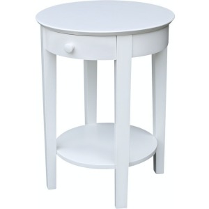 Phillips Table in Pure White
