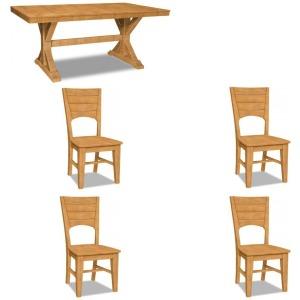 Canyon 5PC Dining Set